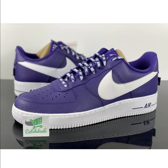 Nike Other - Nike Air Force 1 07' LV8 Court 823511 501 SZ14-15